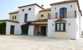 Mountain mansion for sale, Marbella - Benahavis, Costa del Sol 4
