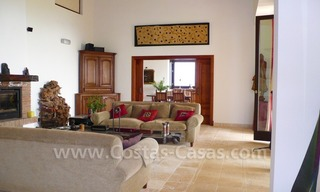 Mountain mansion for sale, Marbella - Benahavis, Costa del Sol 7
