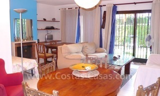 Beachside townhouse for sale in Marbella 3