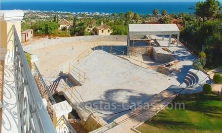 Exclusive villa for sale in Sierra Blanca at the Golden Mile in Marbella 24