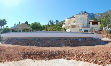 Exclusive villa for sale in Sierra Blanca at the Golden Mile in Marbella 26