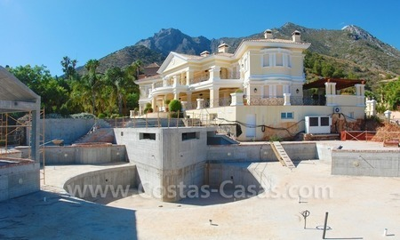 Exclusive villa for sale in Sierra Blanca at the Golden Mile in Marbella 25