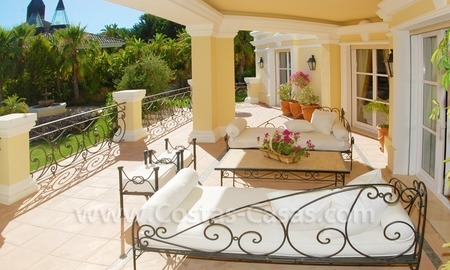 Exclusive villa for sale in Sierra Blanca at the Golden Mile in Marbella 15