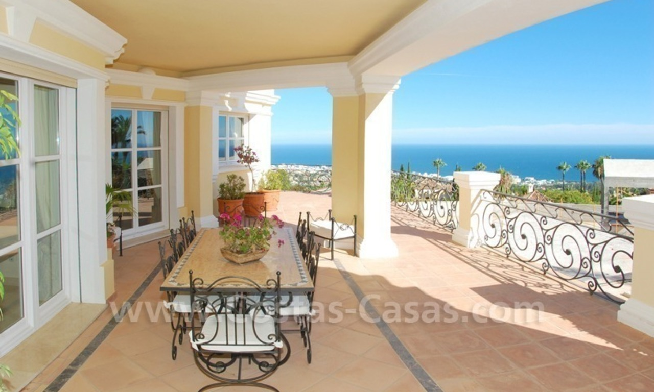 Exclusive villa for sale in Sierra Blanca at the Golden Mile in Marbella 17
