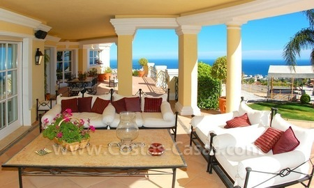 Exclusive villa for sale in Sierra Blanca at the Golden Mile in Marbella 16