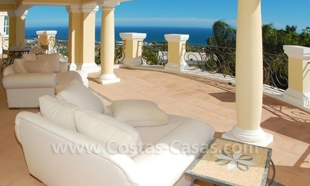 Exclusive villa for sale in Sierra Blanca at the Golden Mile in Marbella 22