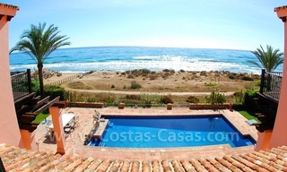 Beachfront exclusive villa for sale, frontline beach, Los Monteros - Bahia de Marbella - Marbella 13