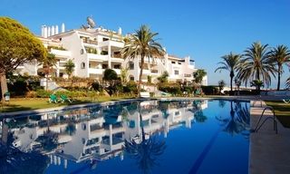 Beachfront apartment for sale - Golden Mile - Marbella 0