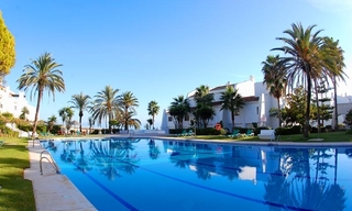 Beachfront apartment for sale - Golden Mile - Marbella 1