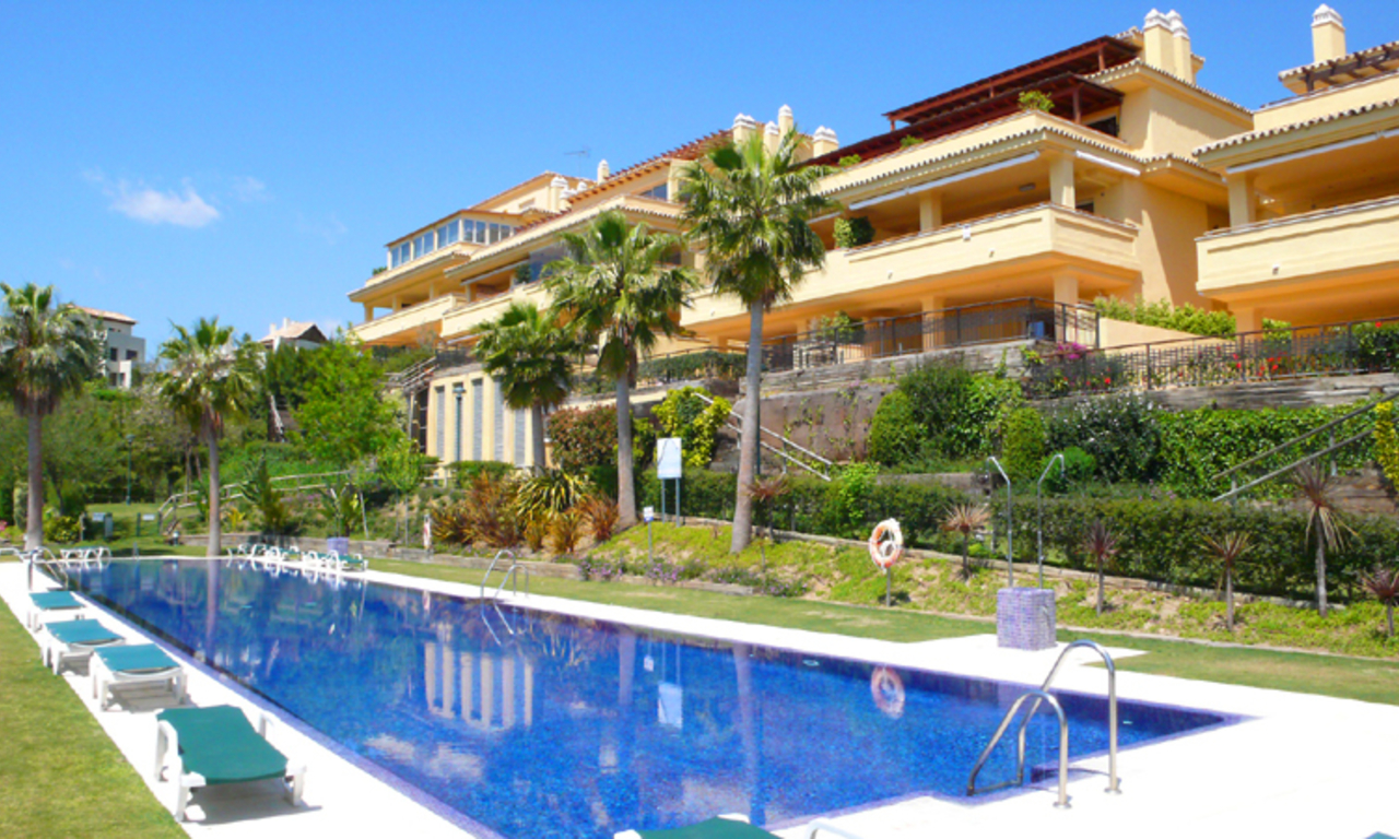Luxury apartments for sale, Golden Mile, Marbella 5