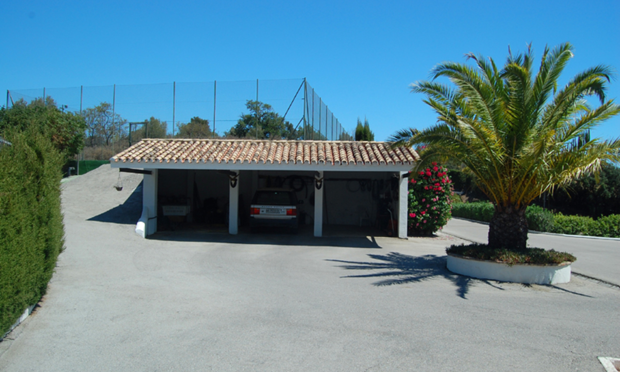 Finca - Villa for sale, Estepona, Costa del Sol 18