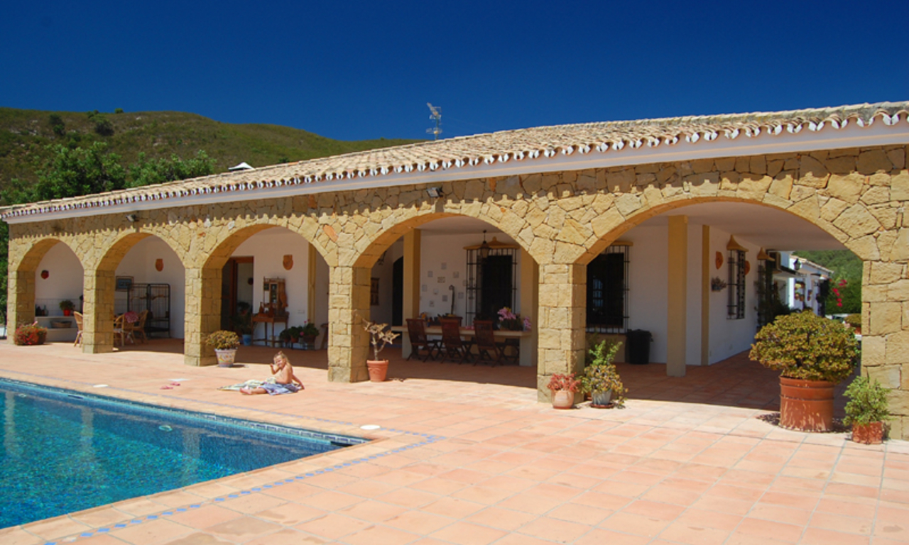 Finca - Villa for sale, Estepona, Costa del Sol 6