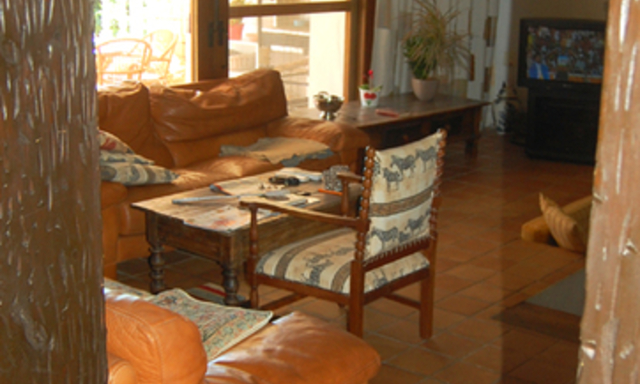 Finca - Villa for sale, Estepona, Costa del Sol 14