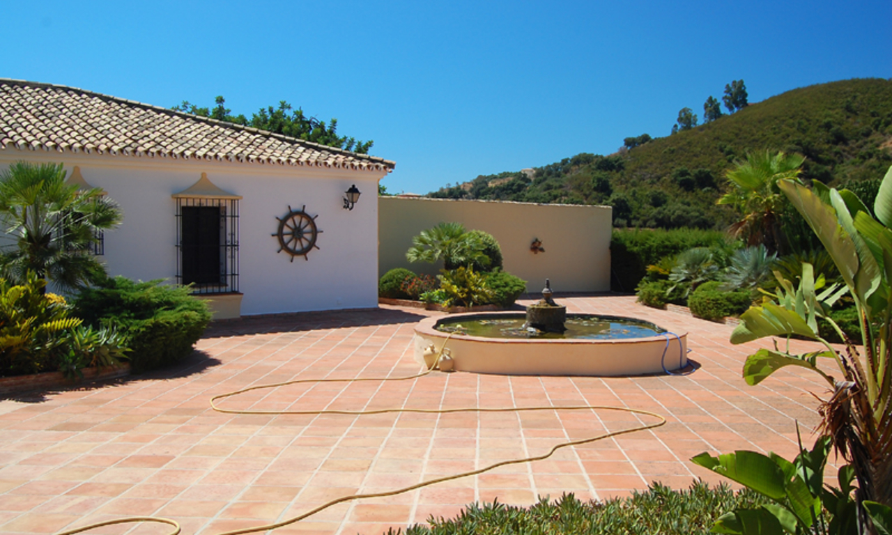 Finca - Villa for sale, Estepona, Costa del Sol 7