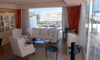 Penthouse apartment for sale in Puerto Banus, Marbella 10