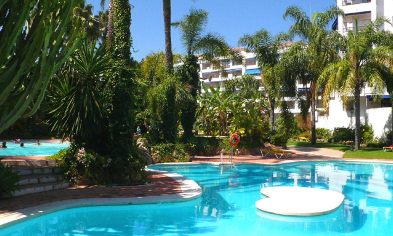 Penthouse apartment for sale in Puerto Banus, Marbella 15