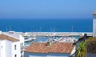 Penthouse apartment for sale in Puerto Banus, Marbella 1