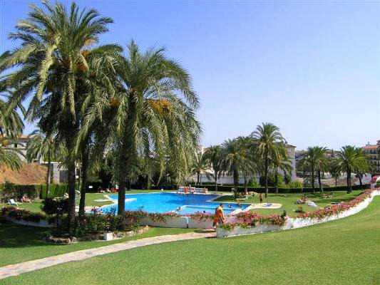 Apartment for sale close to Puerto Banus, Nueva Andalucia, Marbella