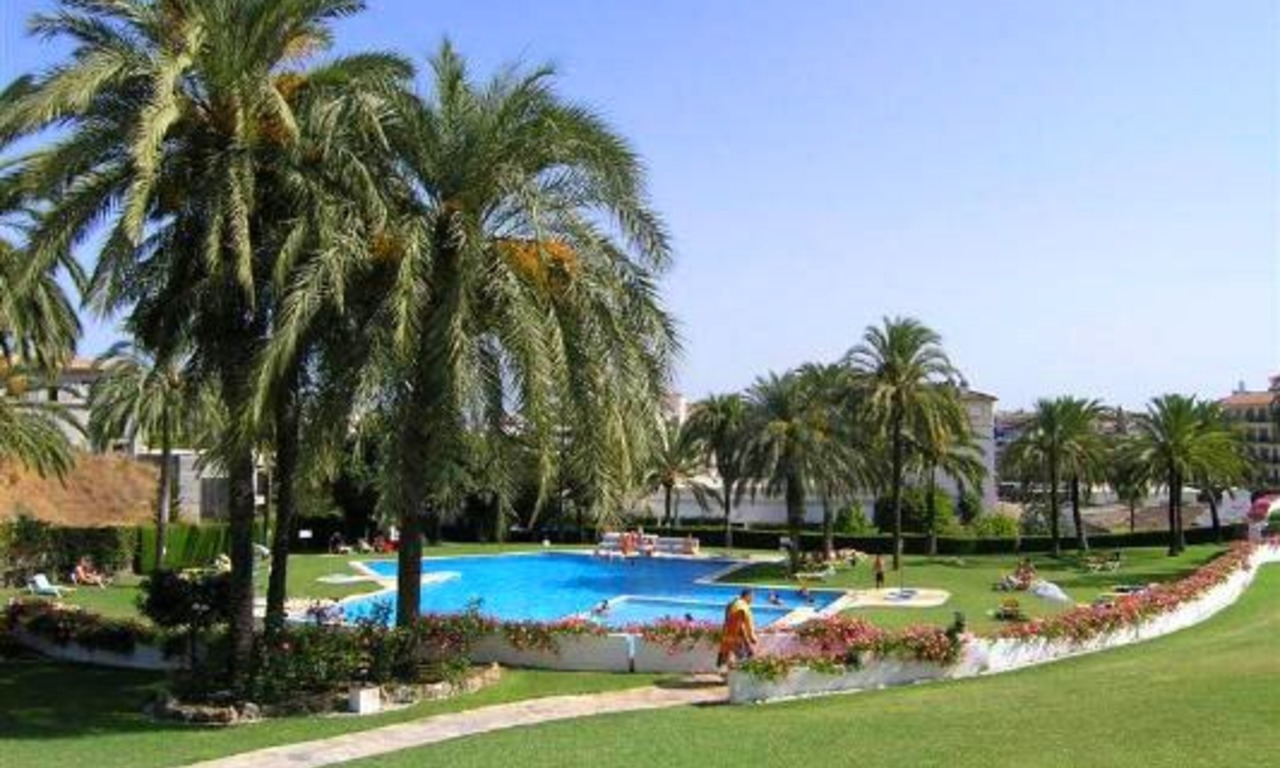 Apartment for sale close to Puerto Banus, Nueva Andalucia, Marbella 0