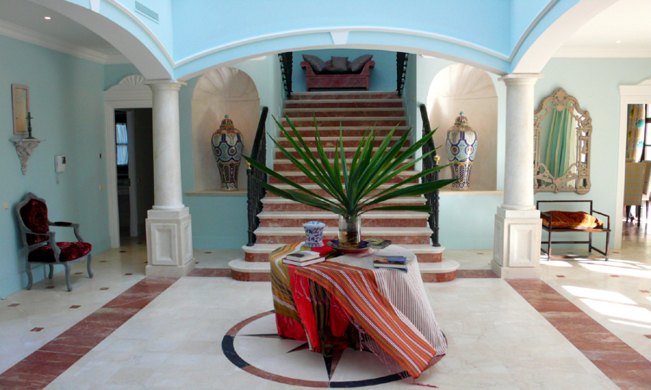 Beachside Villa, palatial property for sale, near beach, Marbella 5