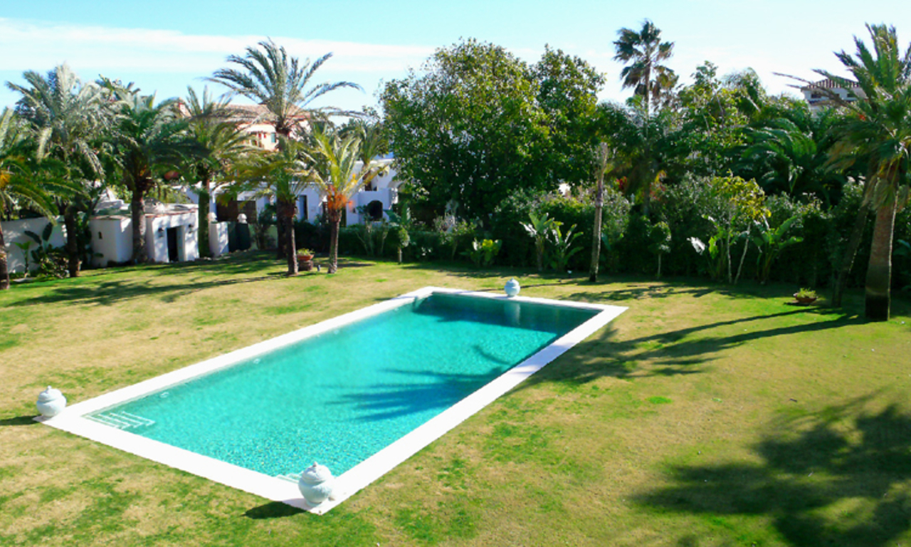 Beachside Villa, palatial property for sale, near beach, Marbella 4
