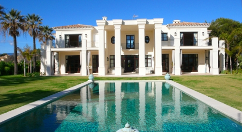 Beachside Villa, palatial property for sale, near beach, Marbella