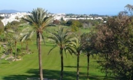 Frontline golf, contemporary villa for sale at Nueva Andalucia - Marbella 4
