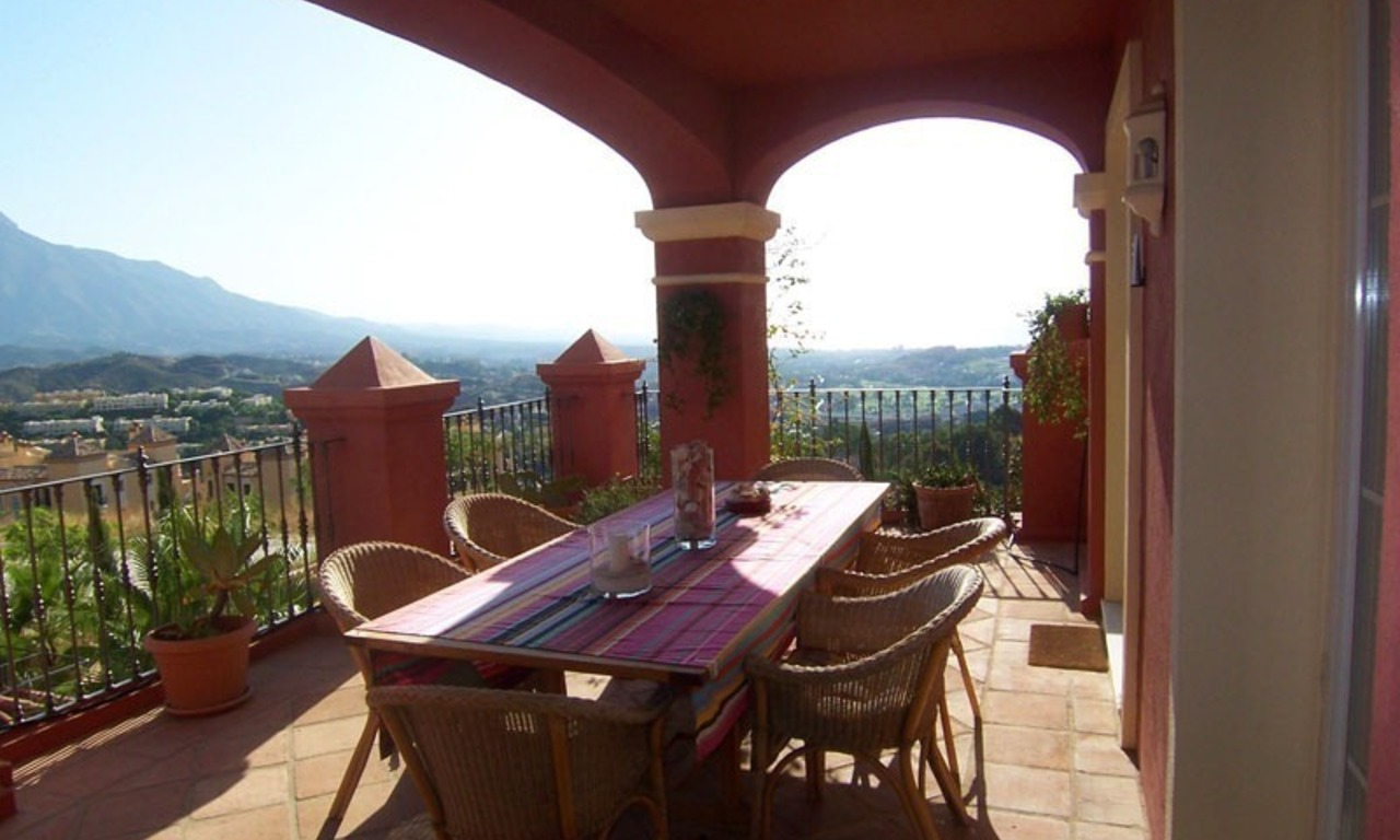 Luxury Penthouse apartment for sale, Nueva Andalucia, Marbella - Benahavis 0