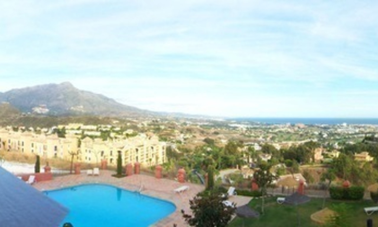 Luxury Penthouse apartment for sale, Nueva Andalucia, Marbella - Benahavis 3