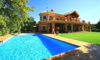 Luxury villa for sale, Gated secure golf resort, Marbella - Benahavis area, gated and secure golf resort 1