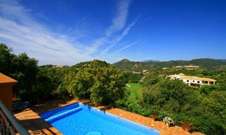 Luxury villa for sale, Gated secure golf resort, Marbella - Benahavis area, gated and secure golf resort 2