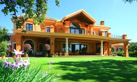 Luxury villa for sale, Gated secure golf resort, Marbella - Benahavis area, gated and secure golf resort 0