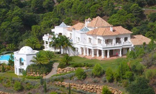 Villas, properties for sale - La Zagaleta - Marbella / Benahavis 4