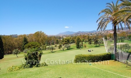Bargain Frontline golf Townhouses for sale in Nueva Andalucia, Marbella 3