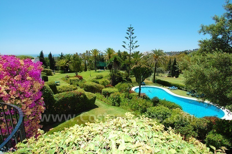 Bargain Frontline golf Townhouses for sale in Nueva Andalucia, Marbella 0