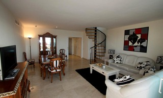 Estepona New Golden Mile for sale: beachfront penthouse 3