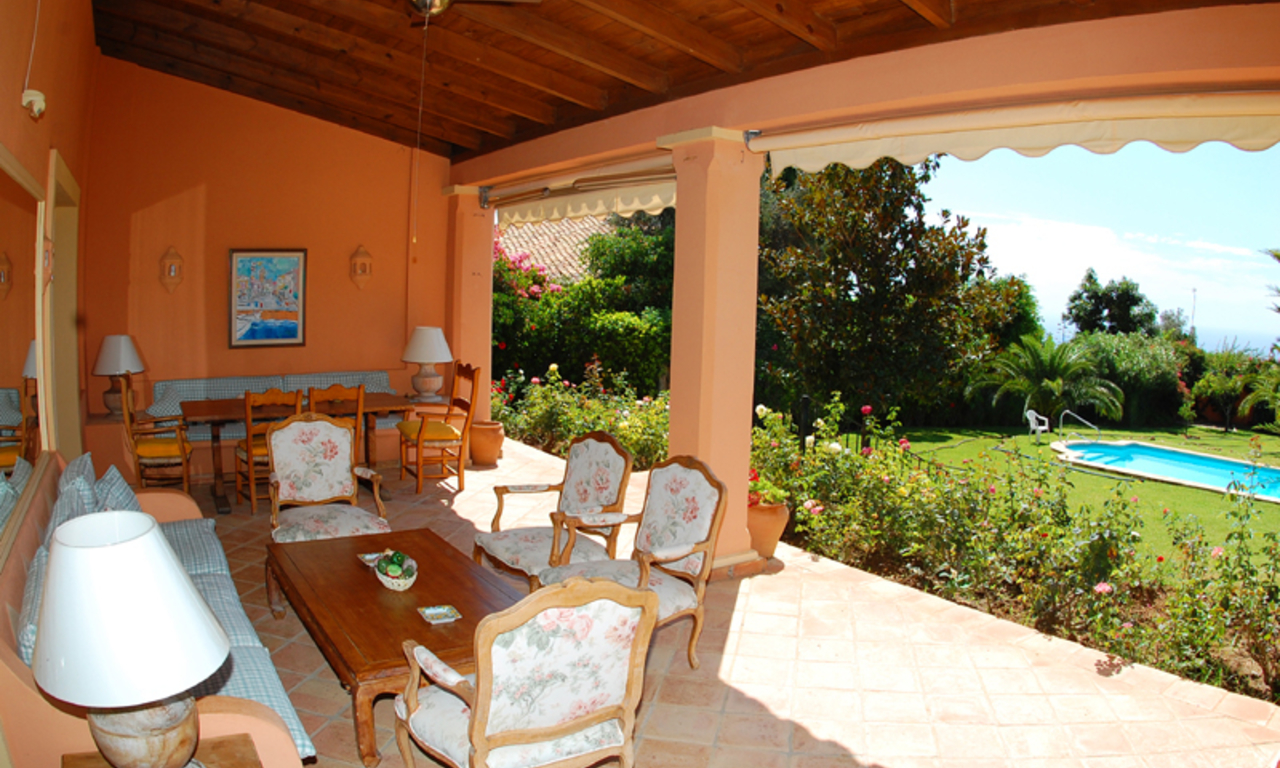 Property for sale in Cascada de Camojan above the Golden Mile in Marbella 7