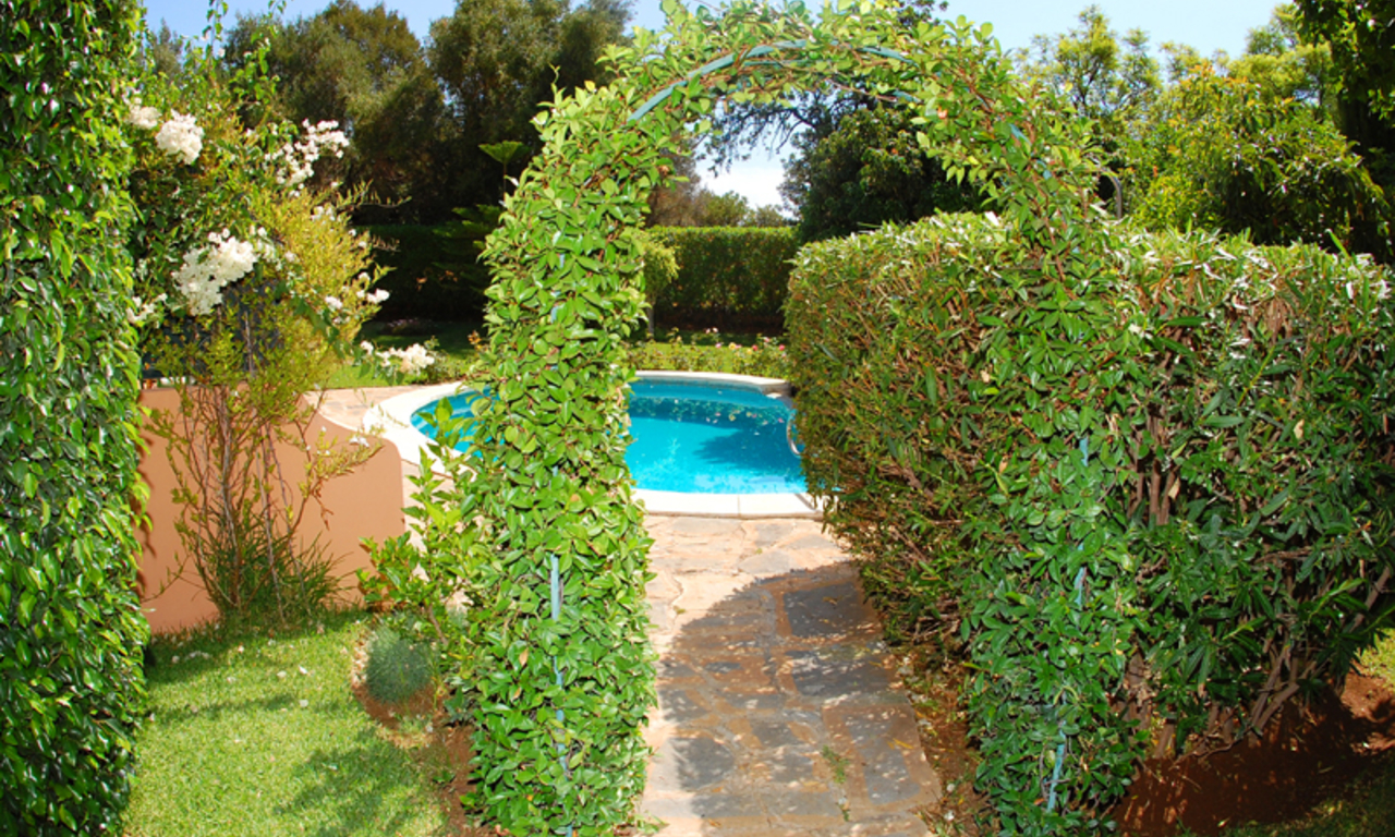 Property for sale in Cascada de Camojan above the Golden Mile in Marbella 24