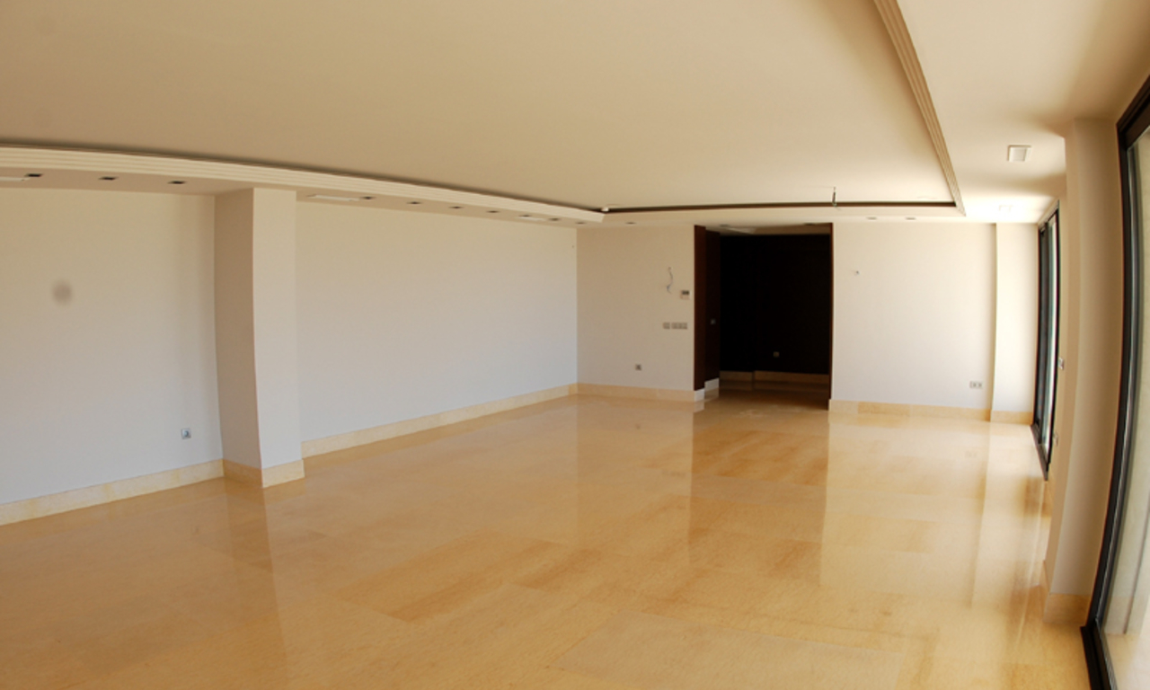 New Modern luxury apartment for sale in Nueva Andalucia - Marbella 3