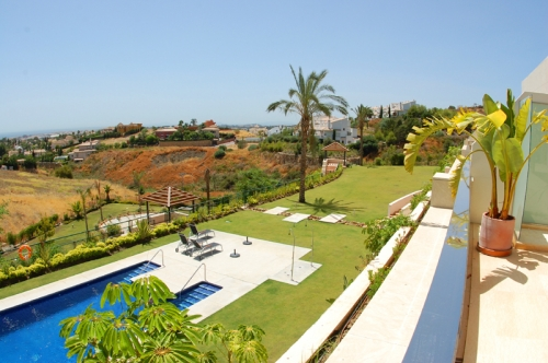 New Modern luxury apartment for sale in Nueva Andalucia - Marbella 1