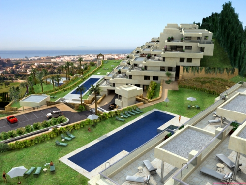 New Modern luxury apartments to buy in Nueva Andalucia - Marbella 0