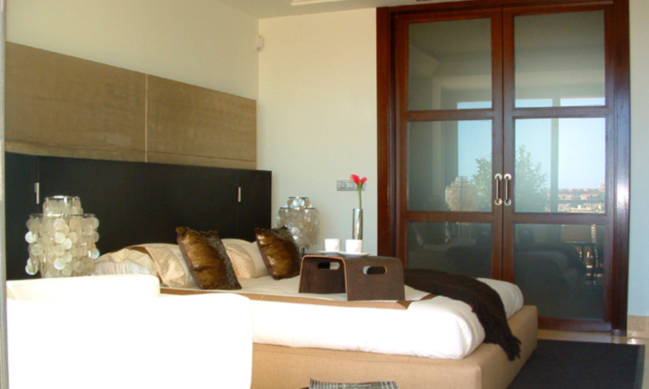 New Modern luxury apartments to buy in Nueva Andalucia - Marbella 10