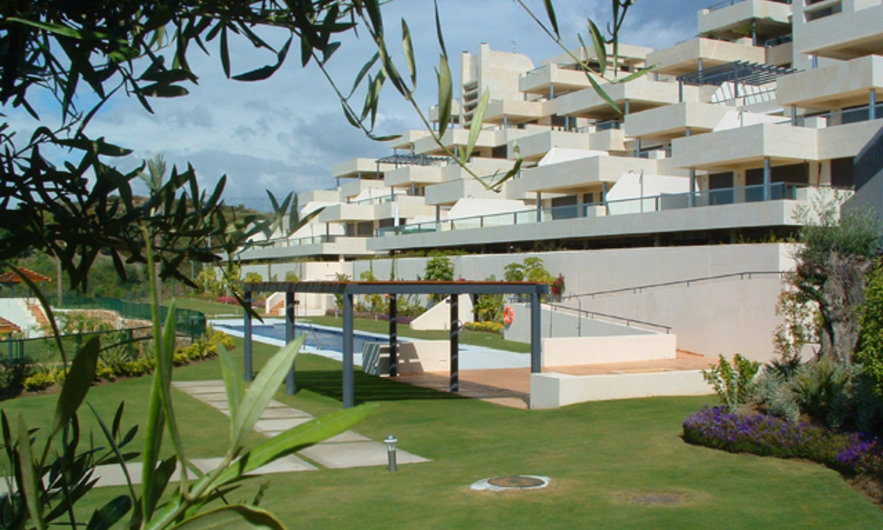 New Modern luxury apartments to buy in Nueva Andalucia - Marbella 4