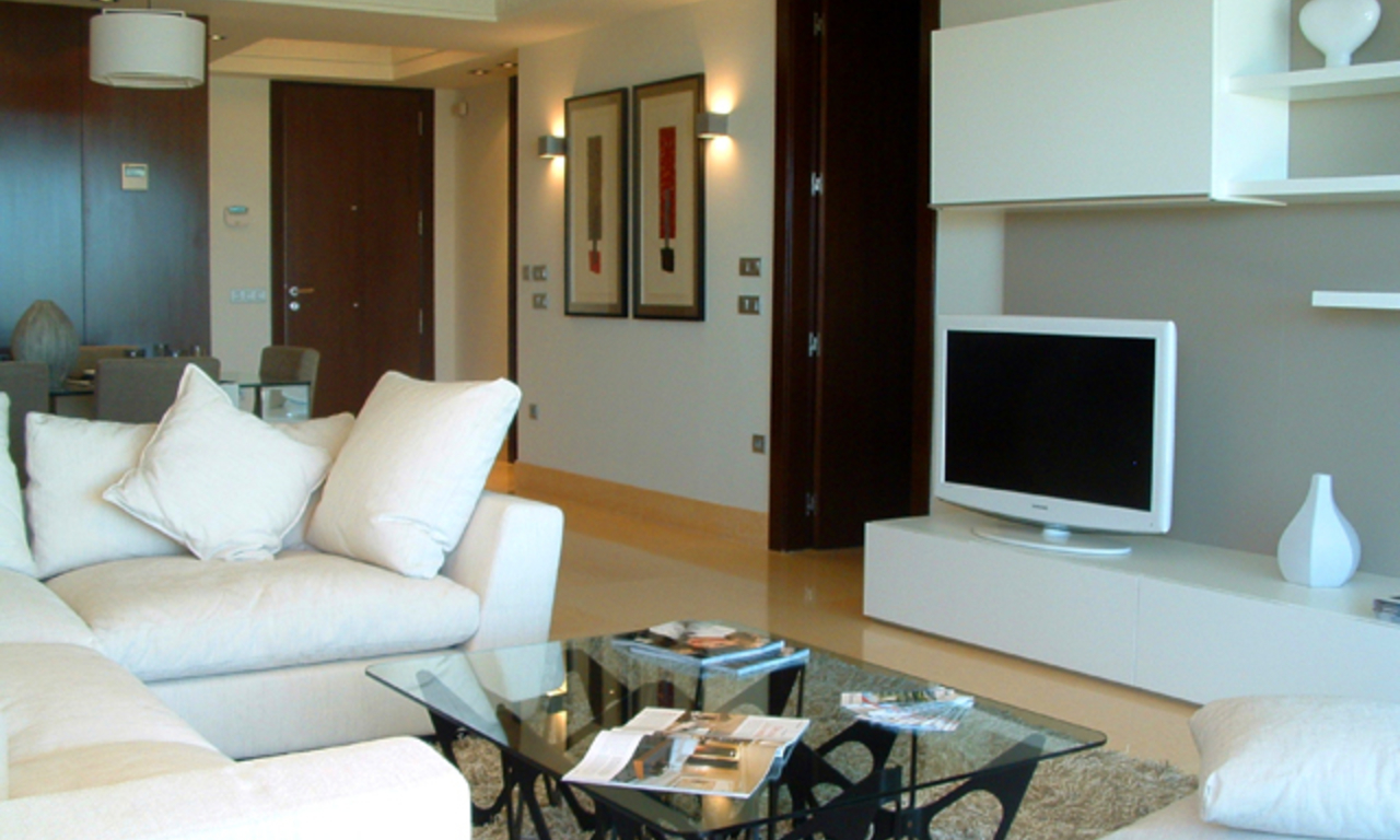 New Modern luxury apartments to buy in Nueva Andalucia - Marbella 9