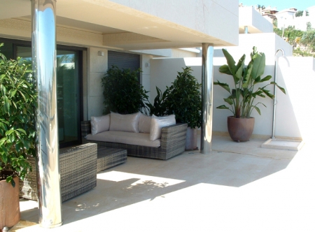 New Modern luxury apartments to buy in Nueva Andalucia - Marbella 5