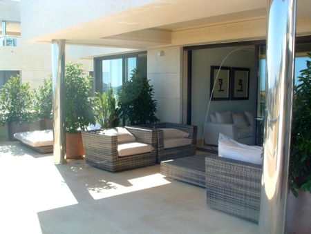 New Modern luxury apartments to buy in Nueva Andalucia - Marbella 6