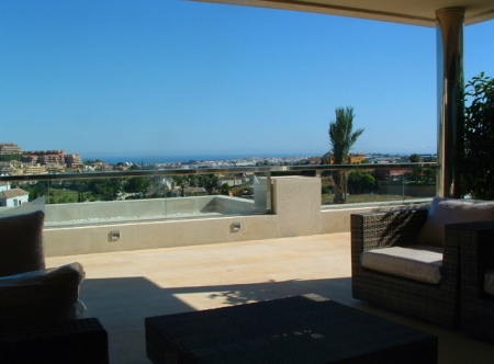 New Modern luxury apartments to buy in Nueva Andalucia - Marbella 7