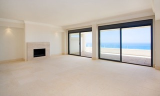 Penthouse apartment for sale Los Monteros Marbella east 3
