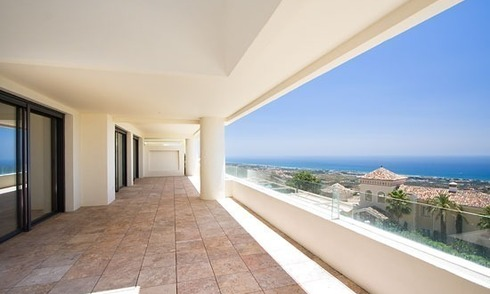 Penthouse apartment for sale Los Monteros Marbella east