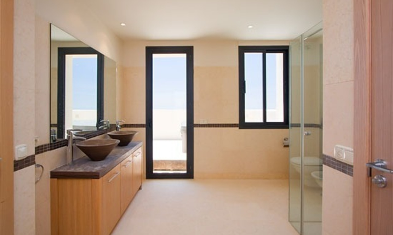 Penthouse apartment for sale Los Monteros Marbella east 7